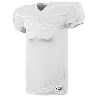Scrambler Jersey White Adult Football