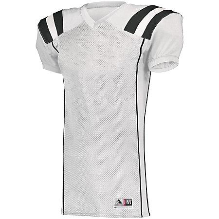 Youth Tform Football Jersey White/black