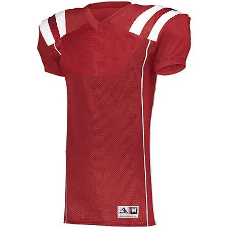 Tform Football Jersey Red/white Adult Football
