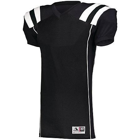 Youth Tform Football Jersey Black/white