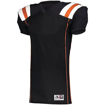 Tform Football Jersey Black/red/white Adult Football