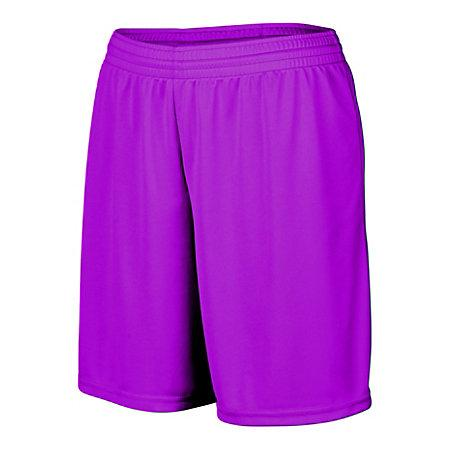 Ladies Octane Shorts Power Pink Softball