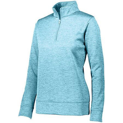 Ladies Stoked Pullover Aqua Basketball Single Jersey & Shorts