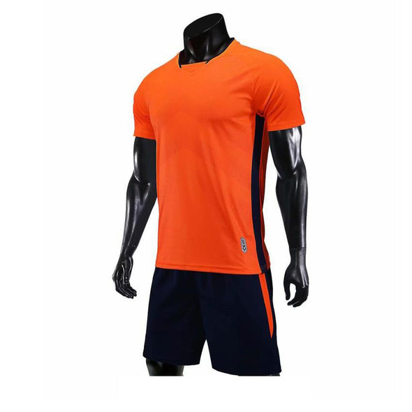 Orange 190 Adult Soccer Uniforms