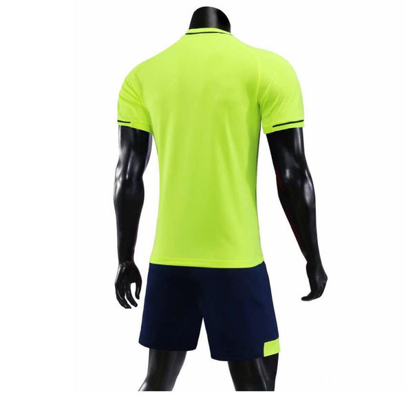 Green 191 Adult Soccer Uniforms