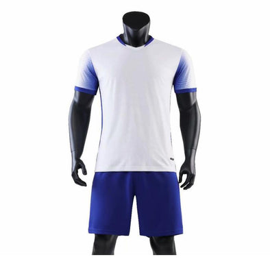 White 194 Adult Soccer Uniforms