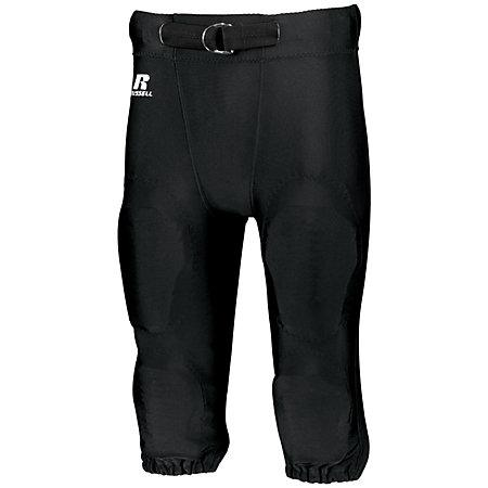 Youth Deluxe Game Pant Black Football