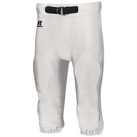 Youth Deluxe Game Pant White Football