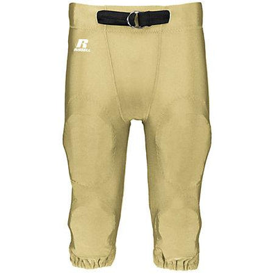 Juvenil Deluxe Game Pant Gt Gold Football