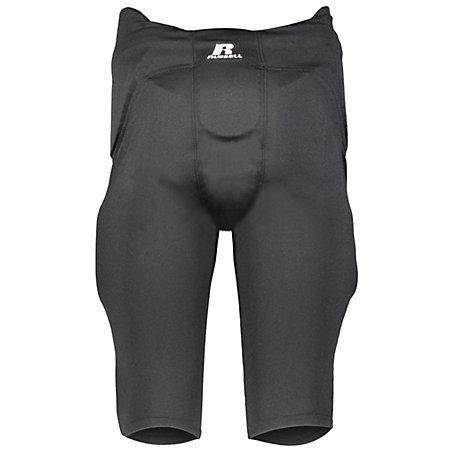 Youth Integrated 7-Piece Pad Pant Fútbol Stealth