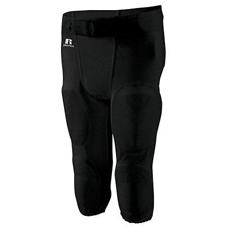 Practice Pant Black Adult Football