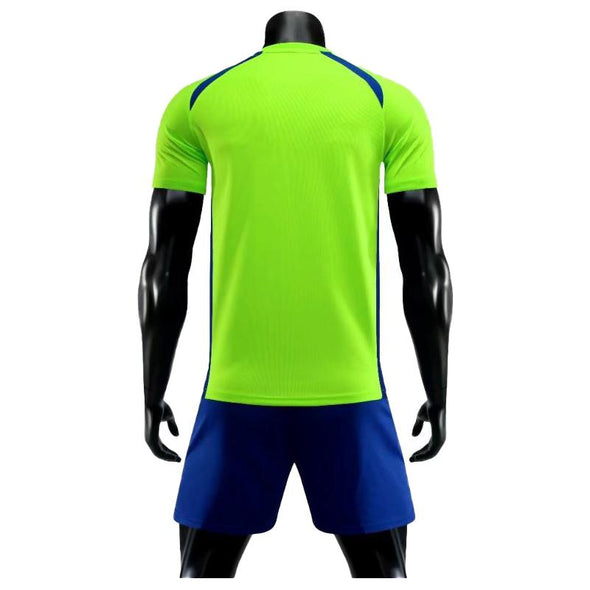 Green 178 Adult Soccer Uniforms