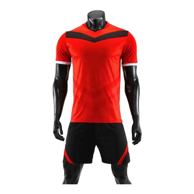 Red 179 Adult Soccer Uniforms