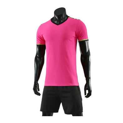 Pink 180 Adult Soccer Uniforms