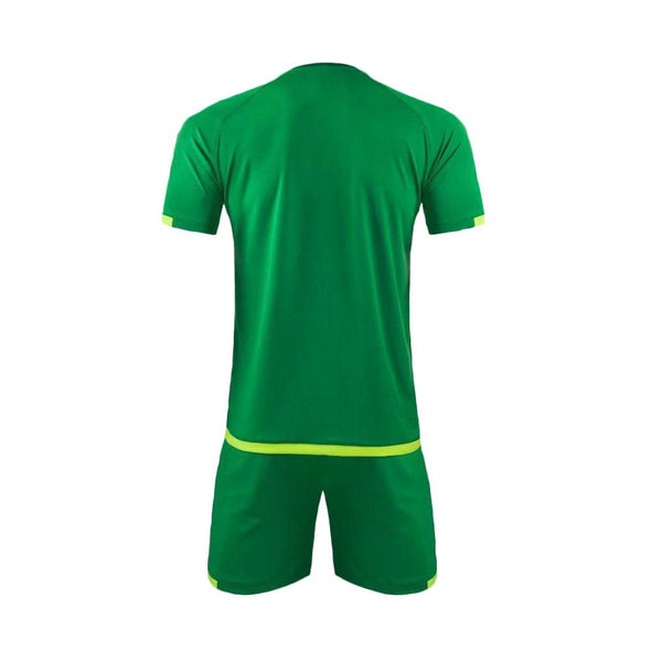 Green 195-2 Adult Soccer Uniforms