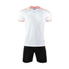 White 196 Adult Soccer Uniforms