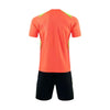 Orange 197 Adult Soccer Uniforms