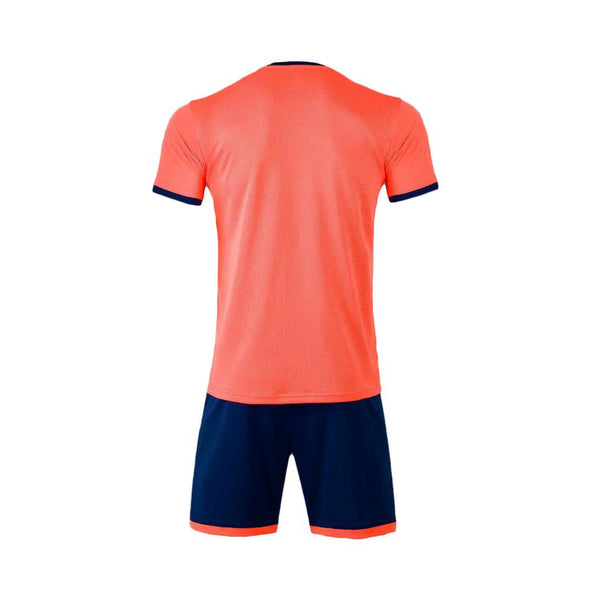 Orange 198 Adult Soccer Uniforms