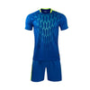 Blue 201 Adult Soccer Uniforms