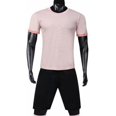 Old Trafford Pink SS - Fc Soccer Uniforms