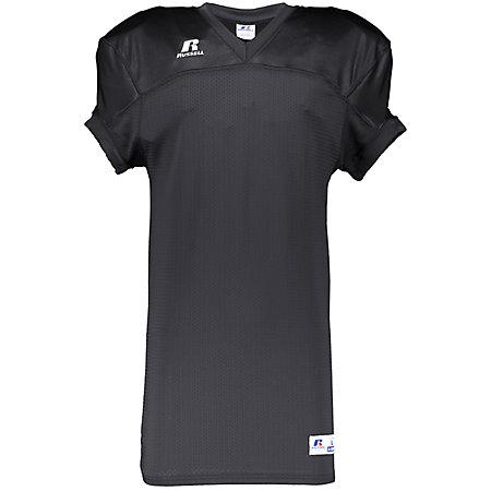 Stretch Mesh Game Jersey Stealth Adult Football