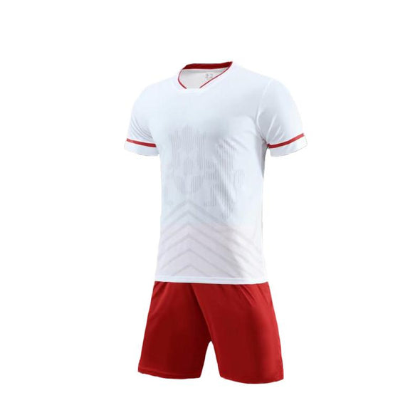 White 202 Adult Soccer Uniforms