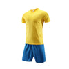 Yellow 203 Adult Soccer Uniforms