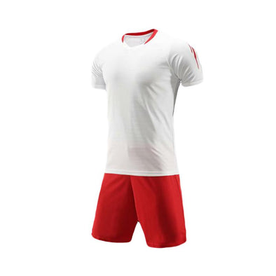 White 204 Adult Soccer Uniforms