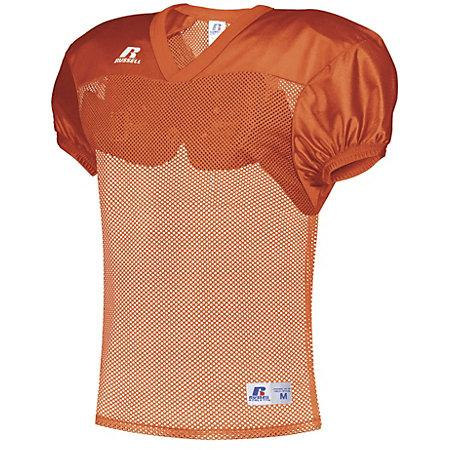 Youth Stock Practice Jersey Burnt Orange Football
