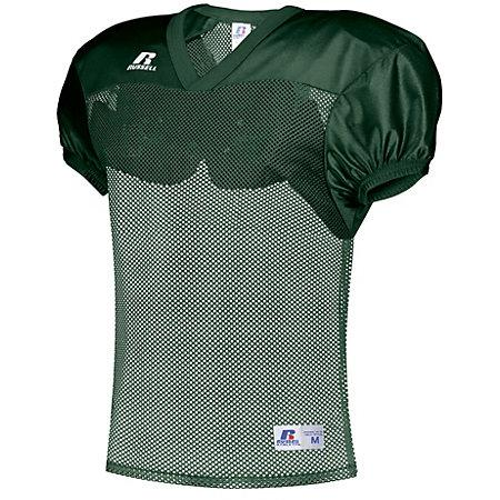 Youth Stock Practice Jersey Dark Green Football