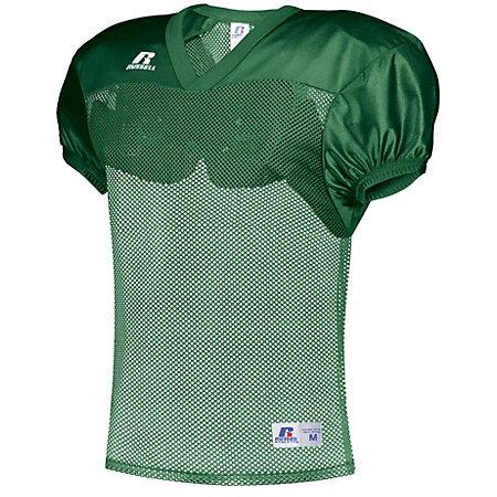 Stock Practice Jersey Kelly Adult Football