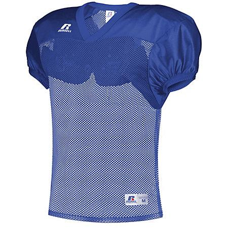 Stock Practice Jersey Royal Adult Football
