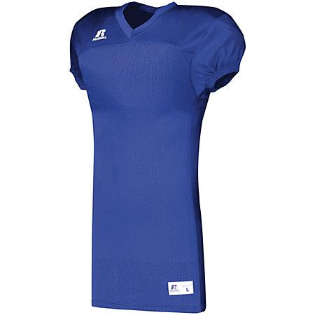 Solid Jersey With Side Inserts Adult Football