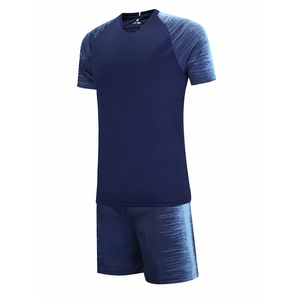 Spurs Navy Ss Adult Soccer Uniforms