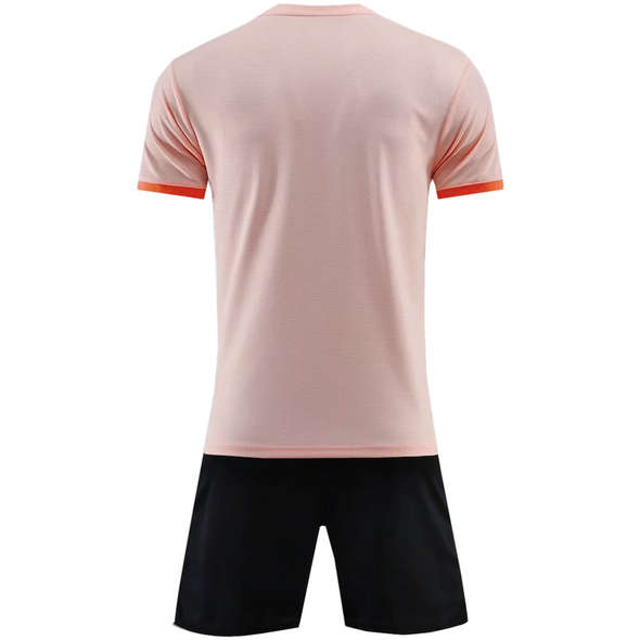 Old Trafford Pink Youth - Fc Soccer Uniforms