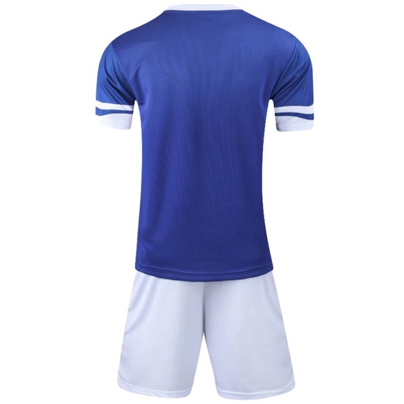 Blue 137 Adult Soccer Uniforms