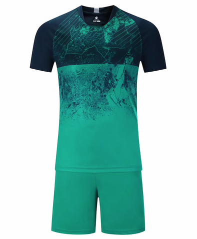 Spurs Green Ss Adult Soccer Uniforms