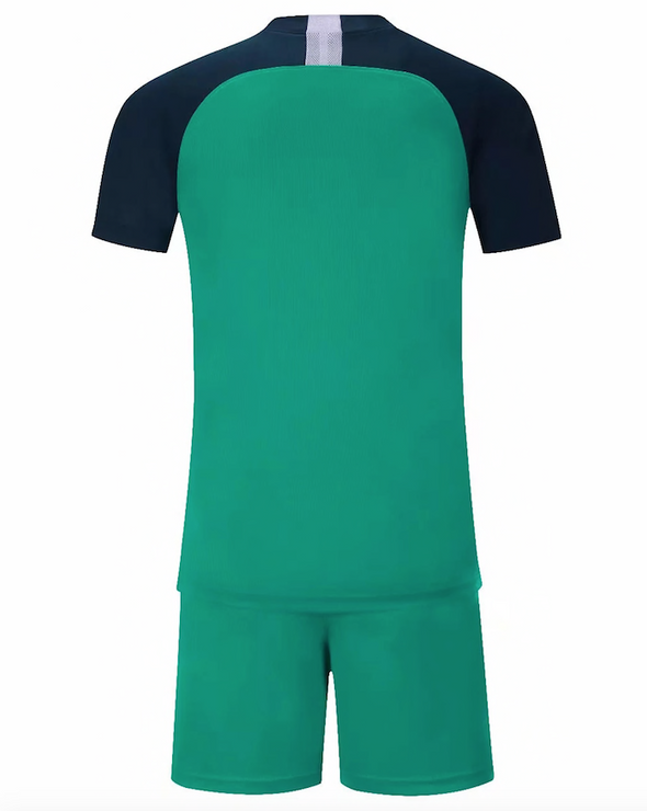 Spurs Green Youth Soccer Uniforms