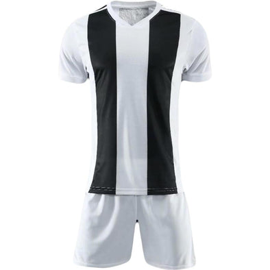 Turin White Youth - Fc Soccer Uniforms