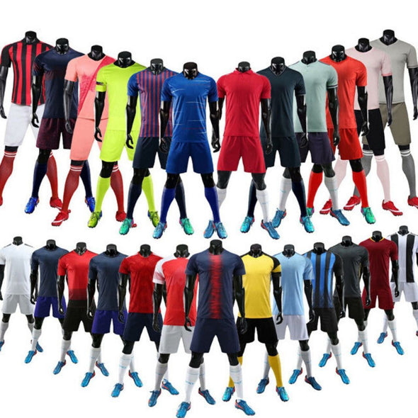 Soccer Uniform Quality Sample