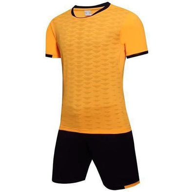 Orange 147 - Fc Soccer Uniforms