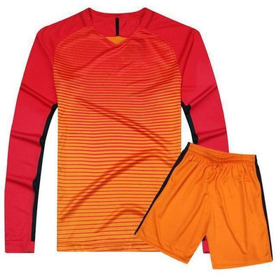 Orange 148 - Fc Soccer Uniforms