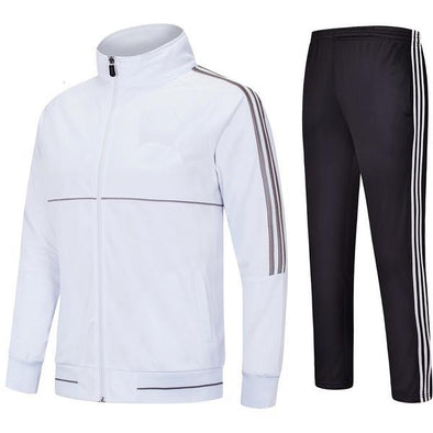 White J-103 Jacket And Pants