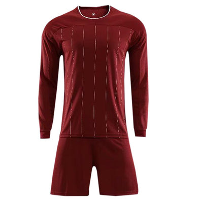 The Reds Ls Adult Soccer Uniforms