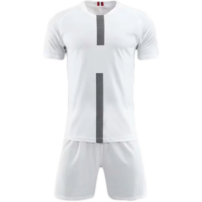 Pari White Youth - Fc Soccer Uniforms