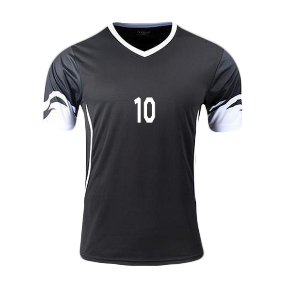 Numbers On Front Of Jersey - Fc Soccer Uniforms