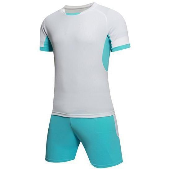 White 139 Adult Soccer Uniforms