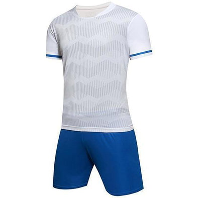 White 141 Adult Soccer Uniforms