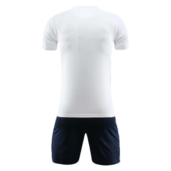 Nwa White Youth Ss Soccer Uniforms