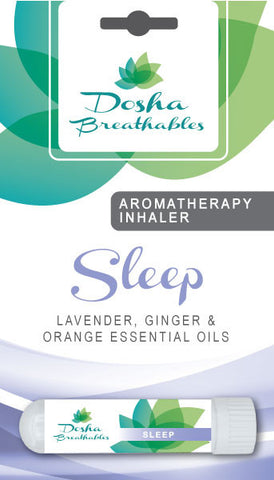 SLEEP Aromatherapy Inhaler - Organic Essential Oil Inhaler